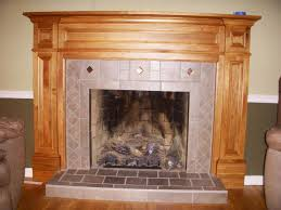 image of craftsman fireplace mantel designs