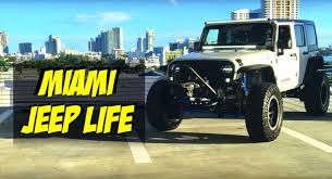 jeep life jeep wrangler miami trails lost lakes 4x4 adventure youtube