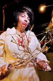 nurse out bloody shakespeare heroine in at halloween by