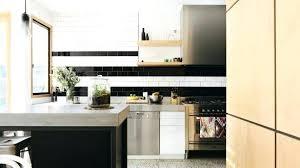 black subway tile kitchen backsplash mesmerizing black kitchen backsplash tile baytownkitchen in