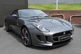 jaguar f pace grey used jaguar cars for sale listers