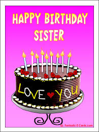 Happy Birthday Wishes Animation For Free Family Birthday Cards Family Happy Birthday Ecards