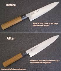 Types Of Japanese Kitchen Knives Sharpening Japanese Kitchen Knives Home Decoration Ideas