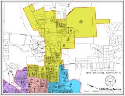 Uvalde Texas Map Municipal Elections City Of Uvalde
