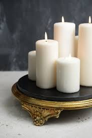 christmas table decorations gold black marble grandeur plate 14in