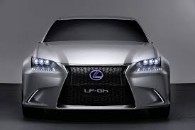 lexus gs coupe 2013 first look at 2013 lexus gs 450h led headlights lexus enthusiast