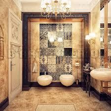 classic bathroom designs combine classic and modern bathroom design home interior ideas