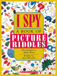thanksgiving riddle scholastic reader collection level 1 i spy 4 picture riddle