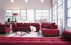 roche et bobois canapé meubles design canapé design roche bobois tissu framboise canapé