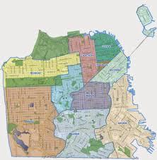 Neighborhood Map San Francisco by New Boundaries To Alter Police Presence In The Tenderloin Market