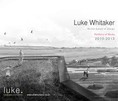Landscaping Skills Resume Landscape Architecture Portfolio By Luke Whitaker Issuu