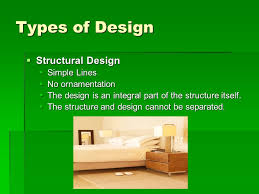 structural and decorative design ppt