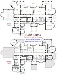 Small Castle House Plans 1424 Best Floor Plans Varied Images On Pinterest Architecture