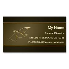 144 best funeral business cards images on business