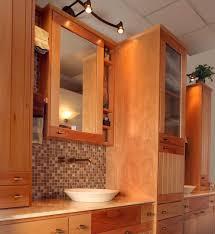 Beech Bathroom Furniture Affordable Custom Cabinets Showroom