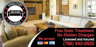 cleaning miami free stain removal 786 942 0525