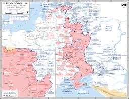Ww2 Europe Map Eastern Front Maps Of World War Ii U2013 Inflab U2013 Medium