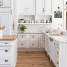Copper Kitchen Cabinet Hardware Design Ideas - Kitchen cabinet knobs