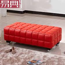 Cheap Ottoman Bench Red Leather Benches 109 Furniture Ideas With Red Leather Storage