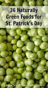 15 naturally green recipes for st patrick u0027s day healthy recipes