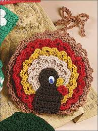 turkey towel topper free pattern crochet and plastic canvas