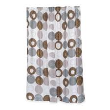 Bed Bath And Beyond Ruffle Shower Curtain - buy fabric water repellent shower curtain from bed bath u0026 beyond
