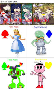 Meme Own Photo - image my own alice of human sacrifice meme png mixels wiki