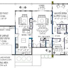 modern contemporary floor plans modern contemporary floor plans image architectural home design