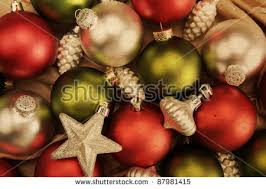 antique christmas ornaments stock images royalty free images