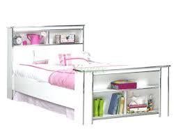 Bookcase Bed Queen Princes Bookcase Headboard Life Line Tango White Headboard