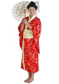 samurai halloween costume geisha red kimono womens kimono halloween costumes