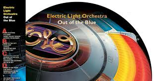electric light orchestra eldorado elo out of the blue to be released on picture disc for first time