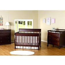 convertible crib and changing table white crib and changing table furniture 2 set convertible crib and
