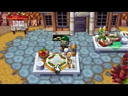random animal crossing city folk gameplay turkey at the