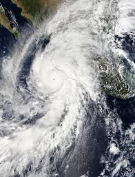 Cuixmala Mexico Map by Patricia Slams Mexico Pacific Coast As Category 5 Hurricane The
