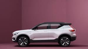 volvo sedan volvo 40 series sedan and crossover concepts unveiled
