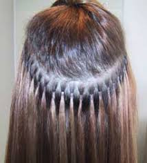 glue in extensions hair extensions call 954 457 6665