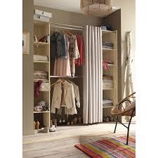 dressing chambre pas cher kit dressing effet chêne naturel dressing dressing