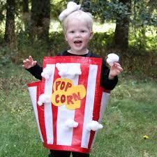 Infant Popcorn Halloween Costume Sew Popcorn Costume Felt U0026 Duct Tape Interactive Element