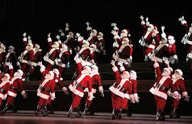 spectacular starring the radio city rockettes