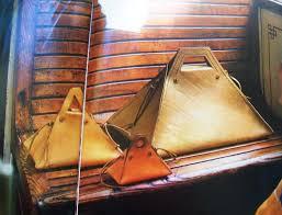 patron sac cuir gratuit sac pyramide en cuir 100 idées 103 idées de joline