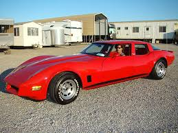 4 door corvette 1980 chevrolet corvette sedan cars today