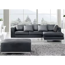 Grey Leather Sectional Sofa 161 Best Leather Sectional Sofas Images On Pinterest Leather