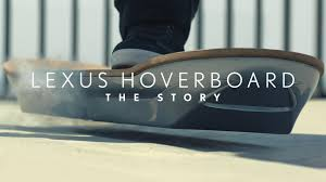 wallpaper of lexus the lexus hoverboard the story youtube