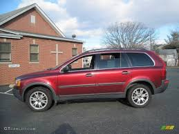2003 xc90 ruby red metallic 2004 volvo xc90 t6 awd exterior photo 59817443
