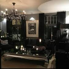 living room horror home decor living room amino gothic wonderful