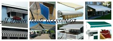Outdoor Canvas Awnings Awning Suppliers In Dubai Sharjah Ajman Waterproof Fabric Awnings