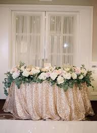 Sweet Heart Table Wedding Wednesday Sweetheart Tables Flirty Fleurs The Florist