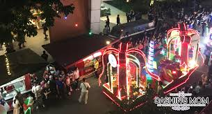holiday magic festival of lights 2017 sm mall of asia most magical christmas parade 2017 dashing mom