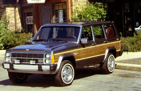 jeep kaiser wagoneer 1988 jeep wagoneer information and photos momentcar